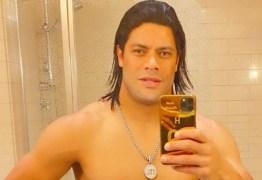 Hulk Paraíba homenageia a mulher com tatuagem romântica – VEJA