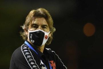 Treinador do Vasco, Sá Pinto testa positivo para covid-19