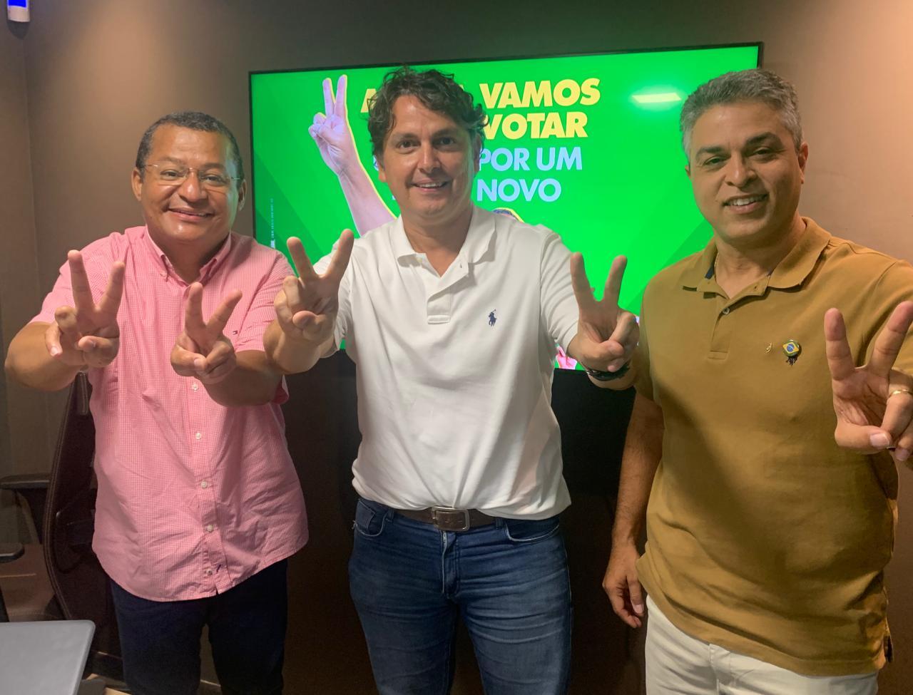 8addb869 872e 4dd6 817d c14f33f69264 - Diretor da Funjope, Maurício Burity declara apoio a Nilvan Ferreira no segundo turno