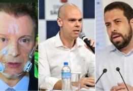 Prefeitura de São Paulo: Covas lidera, Russomanno cai 8 pontos e empata com Boulos no 2º lugar