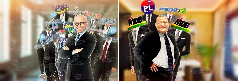 Arte Apoio dos Vereadores - DISPUTA NA CÂMARA: Cícero supera Nilvan e teria facilidade para governar com vereadores eleitos - VEJA OS APOIOS