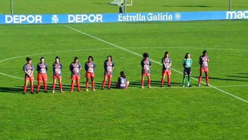 BB1buAOf - Jogadora se recusa a homenagear Maradona em minuto de silêncio e é ameaçada