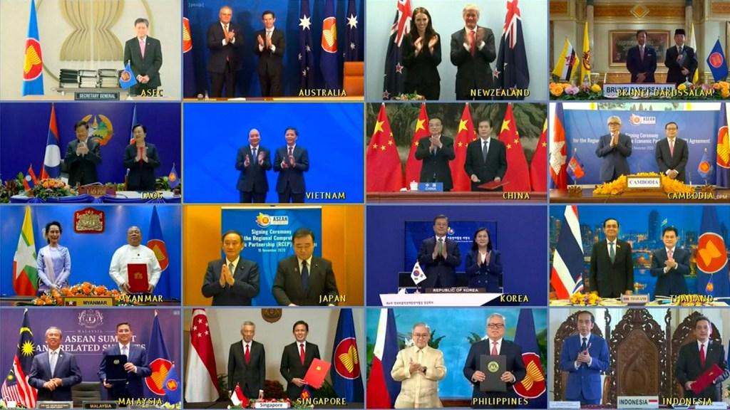CVPTBFRSVBD7VAFUAS3I37ZXF4 1024x576 - China e outros 14 países da Ásia e Oceania assinam o maior acordo comercial do mundo