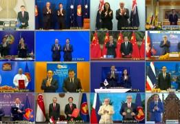 China e outros 14 países da Ásia e Oceania assinam o maior acordo comercial do mundo