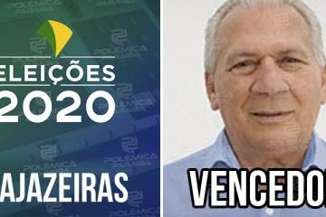 Cajazeiras Zé Aldemir - Zé Aldemir é reeleito prefeito de Cajazeiras
