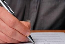 NA PARAÍBA! Prefeitura inscreve para concurso público com 176 vagas até a próxima quarta-feira