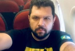 PF faz buscas em casa do blogueiro bolsonarista Oswaldo Eustáquio