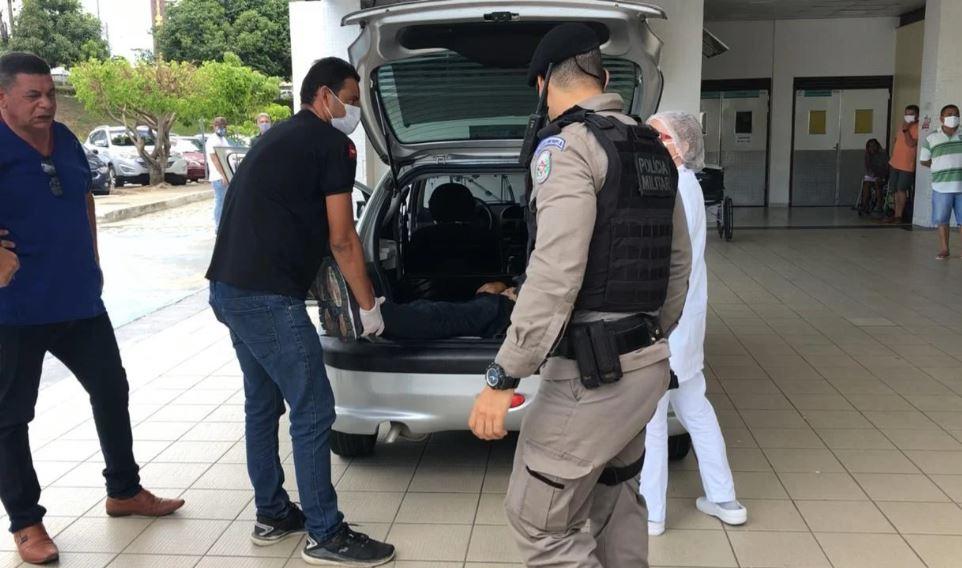 Capturar.JPGeeeee - TENTATIVA DE ESTUPRO: Homem morre após ser baleado em unidade de saúde de João Pessoa