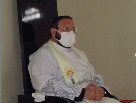 Capturar.JPGll  - Padre paraibano usa redes sociais para comunicar que foi reinfectado pelo coronavírus e pede orações - VEJA VÍDEO