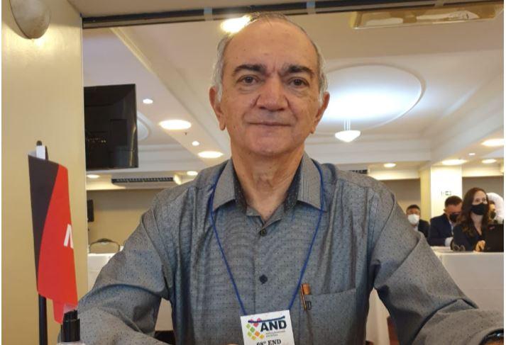 Capturar.JPGoo  - Superintendente do Detran-PB, Agamenon Vieira, participa de reunião da AND