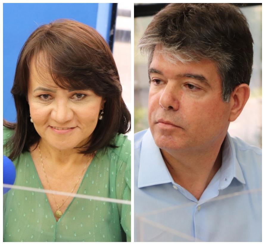 EDILMA E RUY - Justiça Eleitoral determina que Ruy Carneiro apague postagem acusando Edilma, em rede social