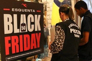 OPERAÇÃO BLACK FRIDAY: Procon-JP fiscaliza 120 lojas, notifica sete e autua duas
