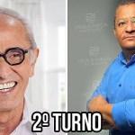 JP 2 turno Cícero e Nilvan 1 1 - NA RETA FINAL! Última pesquisa Ibope aponta Cícero liderando com 47% e Nilvan com 35%; veja os números