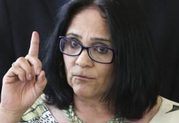 PGR investiga ministra Damares Alves após tentativa de impedir aborto
