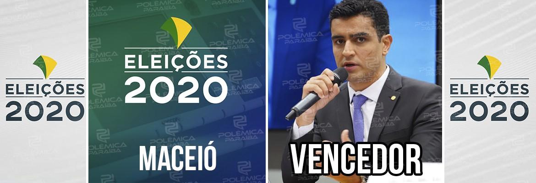 Maceió JHC - João Henrique Caldas é eleito prefeito de Maceió