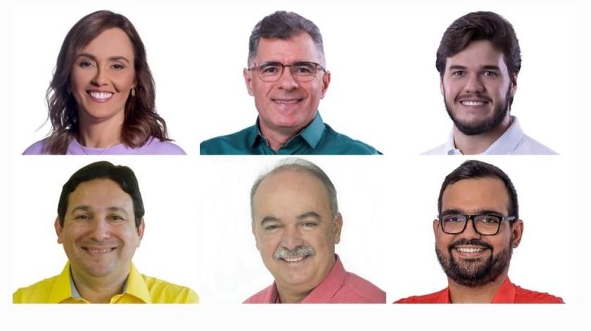 Pesquisa CG - Eleições em Campina Grande: Pesquisa Datavox aponta 2º turno entre Bruno Cunha Lima e Ana Cláudia; veja os números