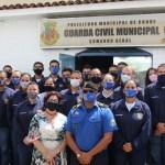 Posse Guardas Municipais 64 - Prefeitura de Conde dá posse a 20 novos agentes da Guarda Municipal