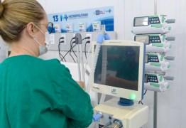 PMJP recebe 70 novos respiradores e deve chegar a 150 leitos de UTI para pacientes com Covid-19