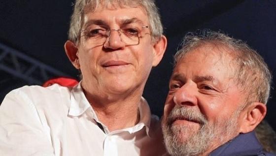 Ri ca - DEBATE TV TAMBAÚ: Ricardo Coutinho não comparece e realiza live no mesmo horário com o ex-presidente Lula
