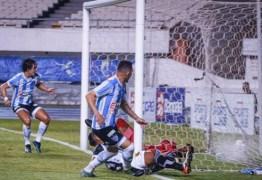 Botafogo-PB perde para o Paysandu e decisão sobre queda será no Clássico Tradição