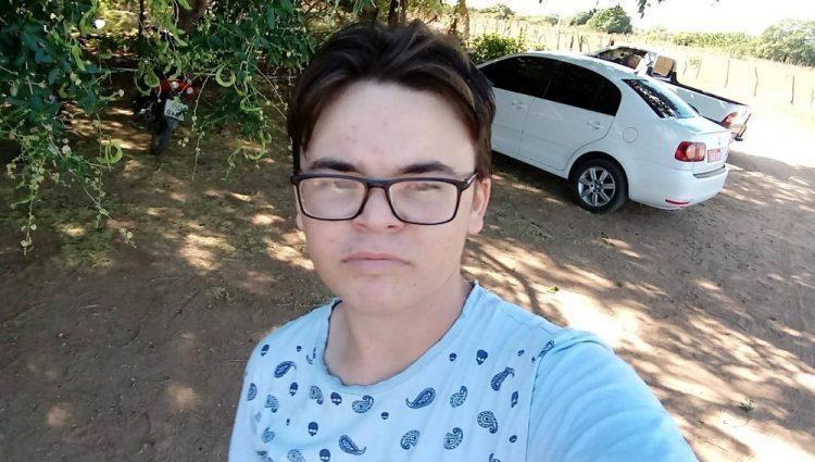 Thalles Gabriel vítima de acidente em Marizópolis 31.10.2020 1 e1604231196362 - Região de Sousa: adolescente morre após moto bater em animal na BR 230