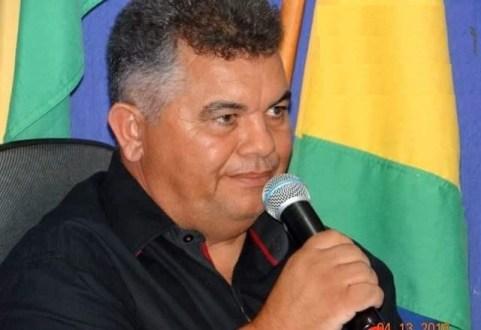 Vaninho de Danda - Morre prefeito de Santa Terezinha, Vanin de Danda, vítima de Covid-19