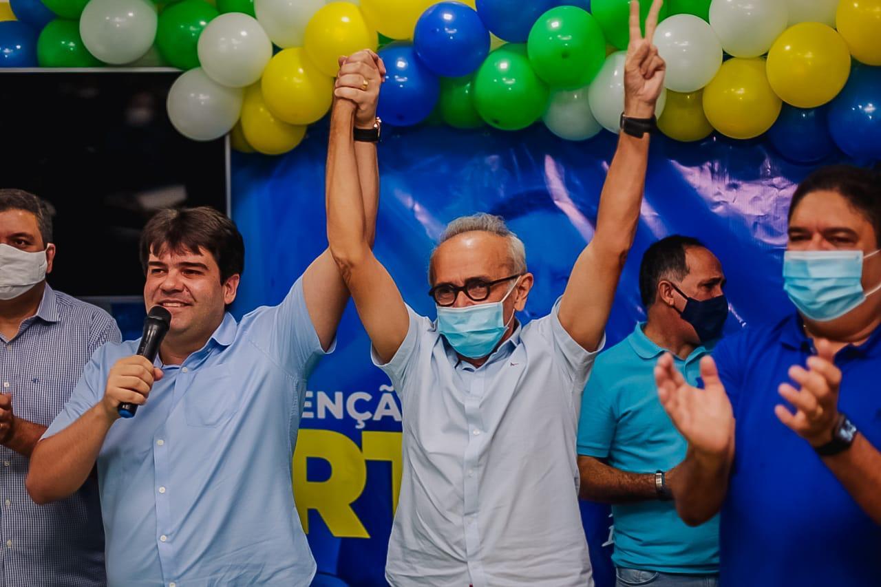 WhatsApp Image 2020 09 16 at 11.39.12 1 - Eduardo Carneiro parabeniza Cícero e destaca que campanha focada no diálogo e em propostas fizeram a diferença