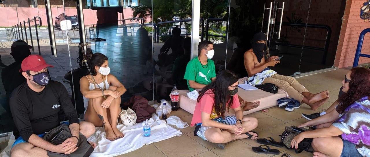 WhatsApp Image 2020 11 06 at 08.05.46 - Sikêra repercute protesto de estudantes contra novo reitor da UFPB; VEJA VÍDEO