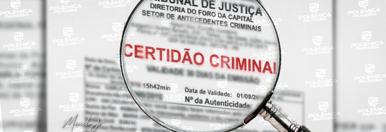 WhatsApp Image 2020 11 06 at 15.12.11 - FICHA LIMPA OU FICHA SUJA? Confira as certidões criminais dos candidatos à prefeitura de João Pessoa
