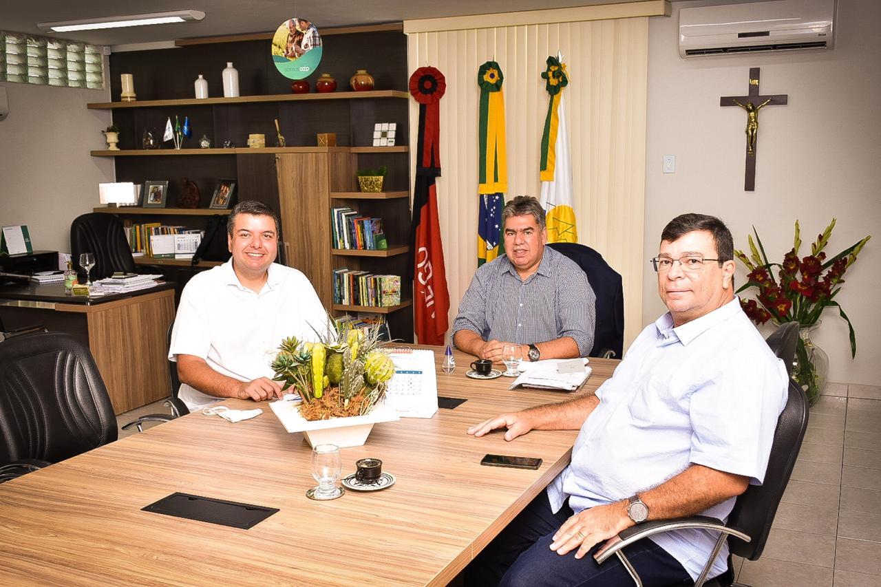 WhatsApp Image 2020 11 13 at 16.51.05 - Senador Diego Tavares dialoga com segmentos econômicos e sociais em semana de trabalho movimentada na Paraíba