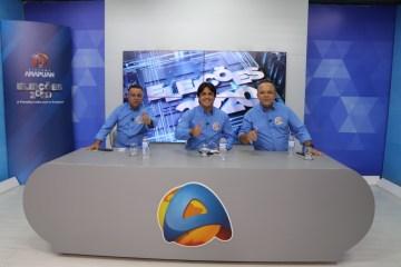 SEGUNDO TURNO: Sistema Arapuan realiza cobertura completa das eleições deste domingo; confira programação