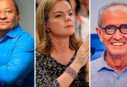 """""""O cenário que se apresenta em João Pessoa é muito difícil"""": PT nacional pede para esquerda não votar em Nilvan, mas não declara apoio a Cícero"""