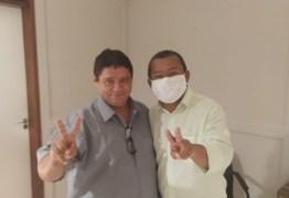 Ricardo Leandro, da Secretaria de Juventude, Esporte e Recreação, declara apoio a Nilvan Ferreira