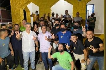 Juventude do PSDB anuncia apoio ao candidato Nilvan Ferreira