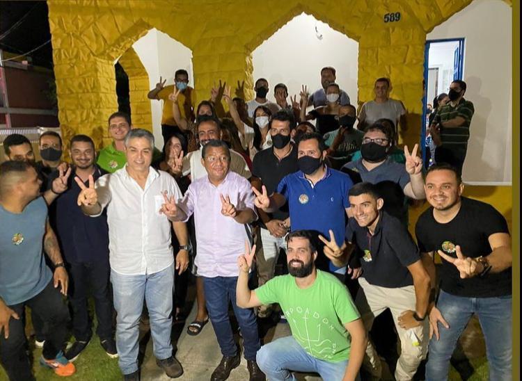 WhatsApp Image 2020 11 23 at 12.36.47 - Juventude do PSDB anuncia apoio ao candidato Nilvan Ferreira