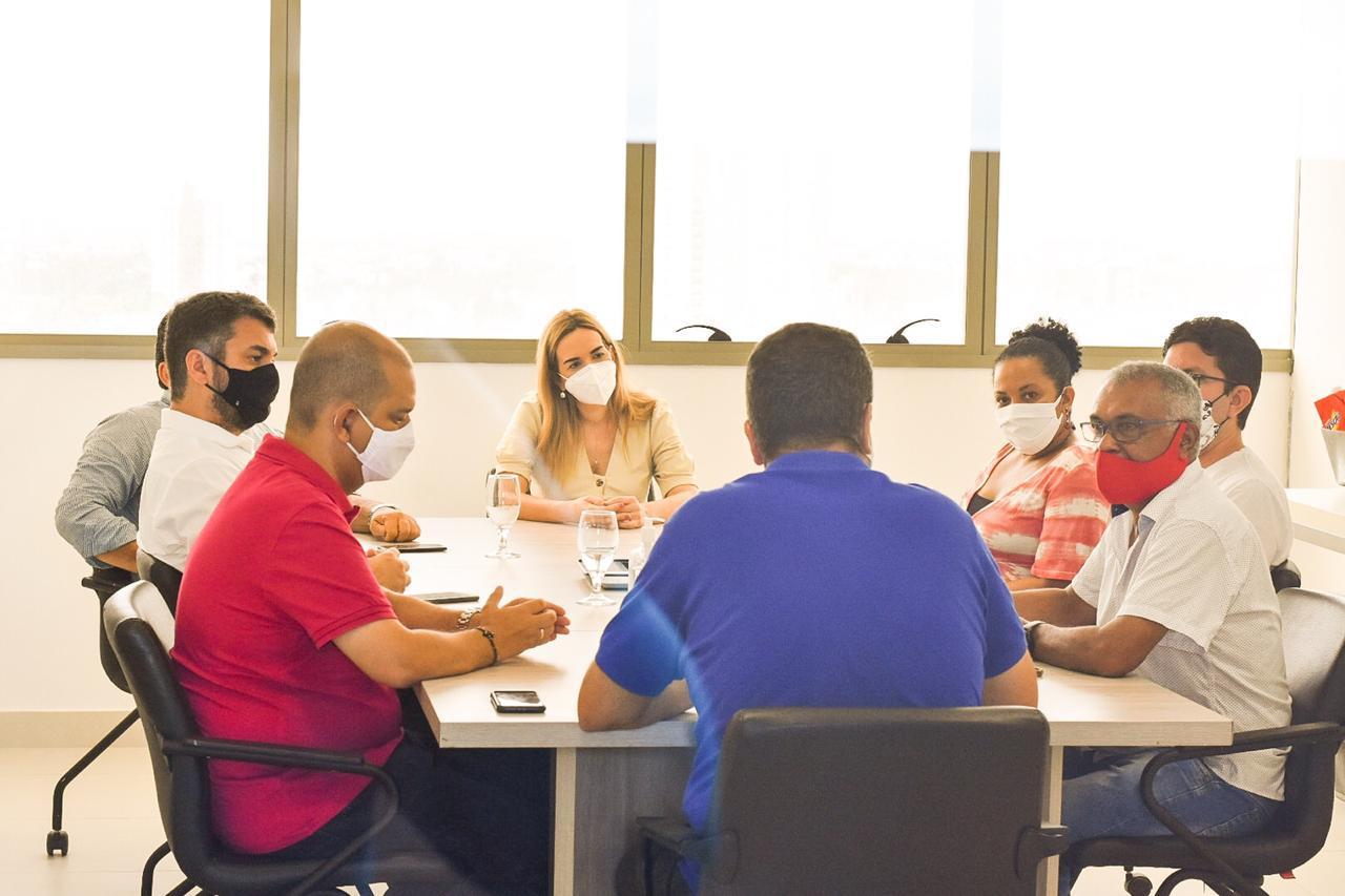 WhatsApp Image 2020 11 24 at 13.38.07 - Senadores Diego Tavares e Daniella Ribeiro reforçam compromisso de Cícero com retorno das aulas presenciais e fortalecimento da educação em JP