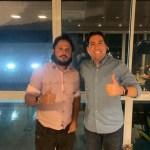 WhatsApp Image 2020 11 25 at 19.44.38 - Eleição para presidente da Câmara de João Pessoa: Mikika Leitão recebe apoio do vereador eleito Junior Leandro