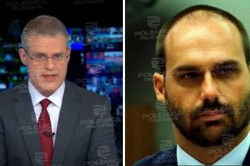 "WhatsApp Image 2020 11 26 at 16.27.02 - Eduardo Bolsonaro defende o pai e desafia âncora da Band: ""Se demita"""