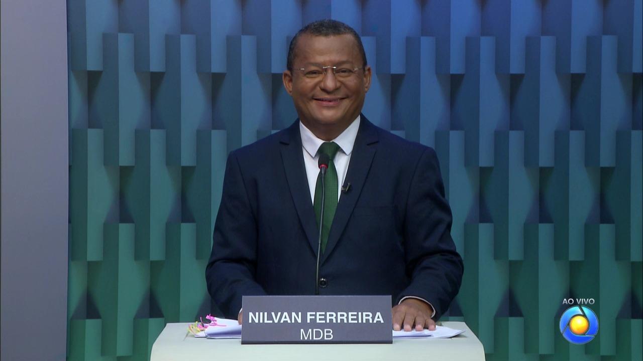 "WhatsApp Image 2020 11 27 at 22.40.09 - DEBATE TV CABO BRANCO: ""Sou contra o lockdown"" Nilvan Ferreira diz que escolas vão retomar aulas mesmo sem vacina"