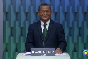 """DEBATE TV CABO BRANCO: Nilvan Ferreira diz que escolas vão retomar aulas mesmo sem vacina """"Sou contra o lockdown"""""""
