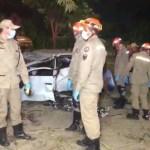 acidente mangabeira joao pessoa0 - Jovem morre ao perder controle do carro e derrubar árvores em João Pessoa