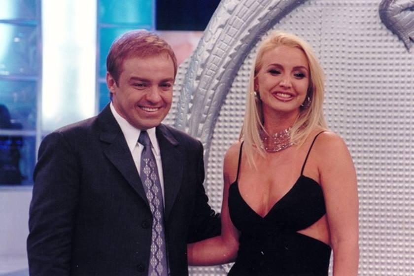 alessandra - ROMANCE: Alessandra Scatena revela que namorou Gugu quando ela tinha 15 anos de idade