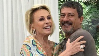 ana maria tom veiga 418x235 1 - Tom Veiga, o 'Louro José', não queria renovar com a TV Globo em 2021