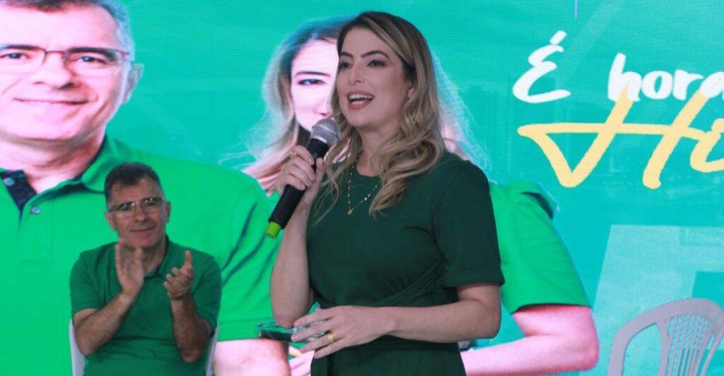 annelise meneguesso - TRE-PB libera registro de candidatura de Annelise Meneguesso em Campina Grande