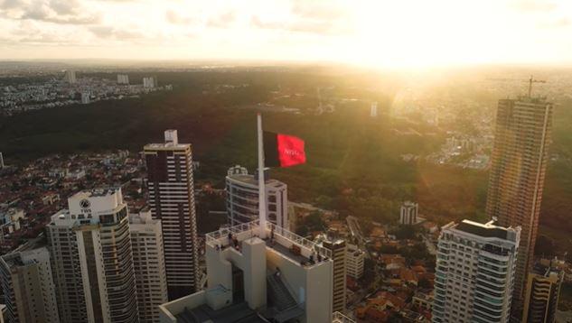 bar - O bar mais alto do Nordeste e o segundo do Brasil será em João Pessoa e já inicia pré-venda de ingressos para o Réveillon - VEJA VÍDEO
