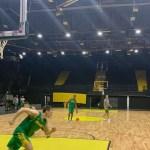 basquete selelecao treiino - Brasil duela com Panamá na sexta-feira pelas Eliminatórias da AmeriCup