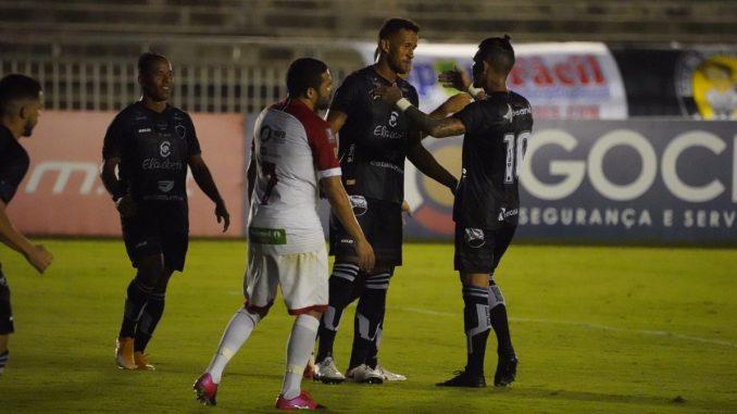 botafogo imperatriz - GOLEADA: Na volta de Piza e Marcos Aurélio, Botafogo-PB vence por 7 a 0 e ganha esperança contra o rebaixamento