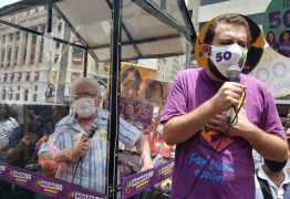 SÃO PAULO: PT formaliza apoio a Guilherme Boulos