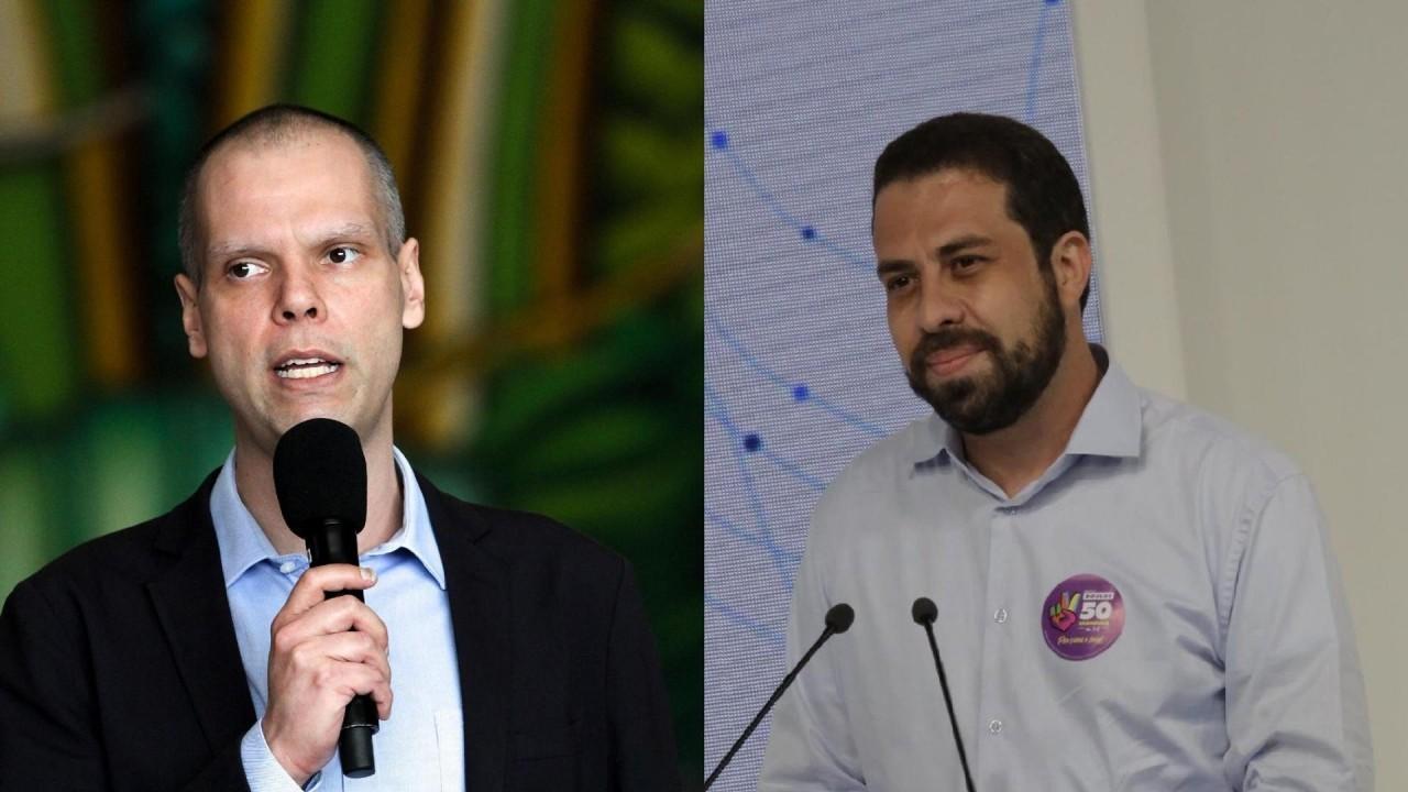 bruno covas psdb e guilherme boulos psol 1605375106468 v2 1920x1080 1 - SÃO PAULO: Covas aparece com 60% e Boulos tem 40%, diz pesquisa CNN