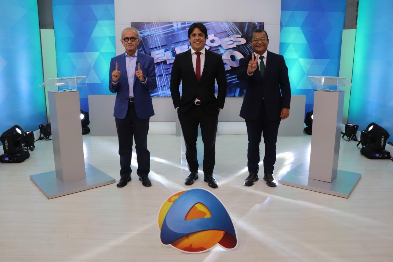 cícero e nilvan 1 - Arapuan/Consult divulga pesquisa para segundo turno em João Pessoa na terça-feira (24)